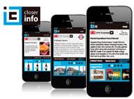 desarrollo de aplicacion social closerinfo