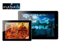 diseño de videojuego para tablet