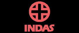 indas logotipo